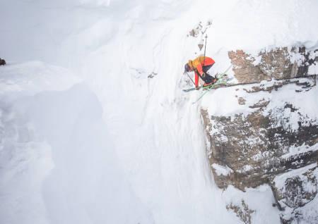 Stinius Hoseth Skjøtskift Jackson Hole ski