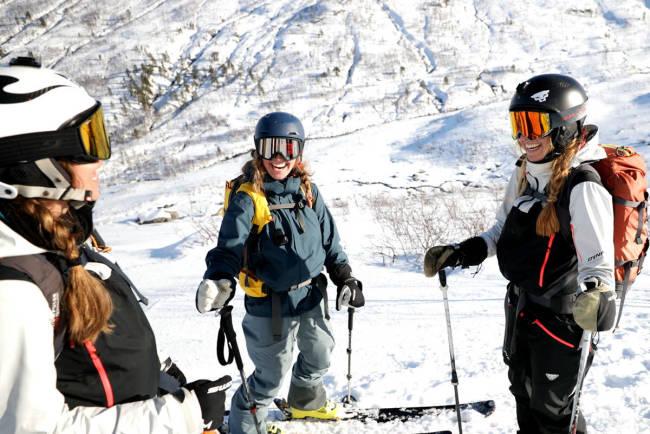 Shades of Winter i Norge: – En god arena for å få frem kvinner i frikjøring