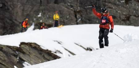 JUBILEUM: Trygg Lindkjølen har vært et fast syn i norgescupen de siste årene. Stiller han til start under 20-årsjubileet til RFC også, kanskje? Bilde: Andreas Kalvig Anderson