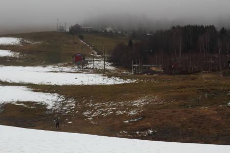 MILD VINTER: Det er spådd å bli en mild vinter fremover. Illustrasjonsfoto: Tore Meirik