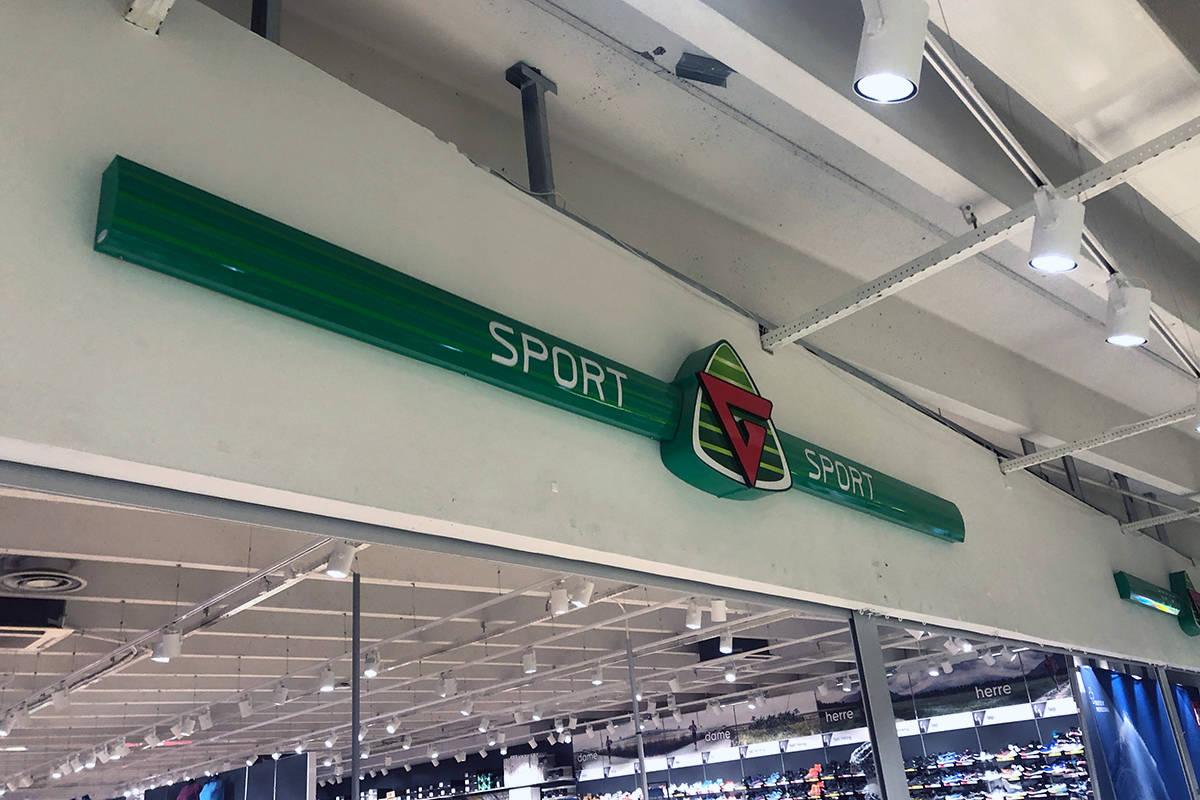 Logoen til G-Sport