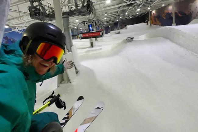 Tester Snø: – Bra tilbud til skikjøring mot enkelte dager hittil i vinter