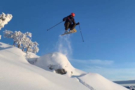 HØGEVARDE: Dette bildet tatt av Andreas Kaspersen er blant bidragene denne uken. Foto: Andreas Kaspersen