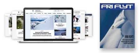 Abonnement ski fri flyt