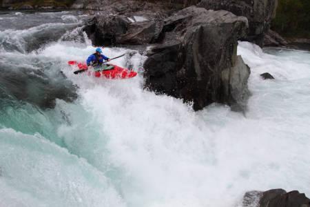 Padleelver Norge padling elv