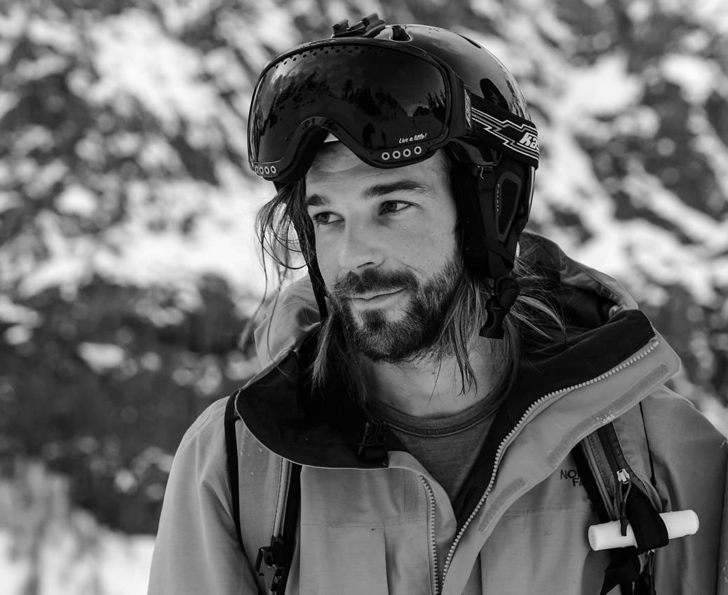 KUNGEN AV LIKES: Internett trodde ikke sine egne øyne da Johan Jonsson slapp sin første episode i serien «Likebomb Skiing». Foto: Mattias Fredriksson