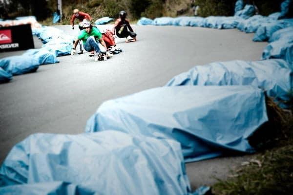 BRAKER LØS TIL HELGA: Lørdag og søndag går historiens femte Tryvann Downhill Challenge av stabelen. Foto: Karl Håkon Sæther