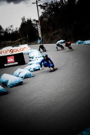 NY VRI: En boardercross-inspirert konkurranse er blant nyhetene under årets TDC. Foto: Karl Håkon Sæther