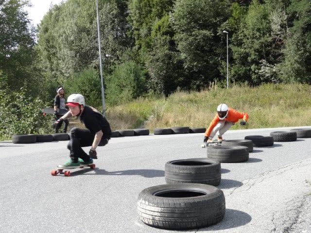 Roar Fønseth og Johan Christenson.