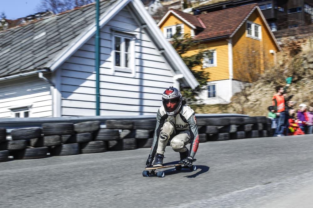 VINNER: Ali Nas vant longobardkonkurransen udenr årets X2-festival. Foto: Marius Bøstrand