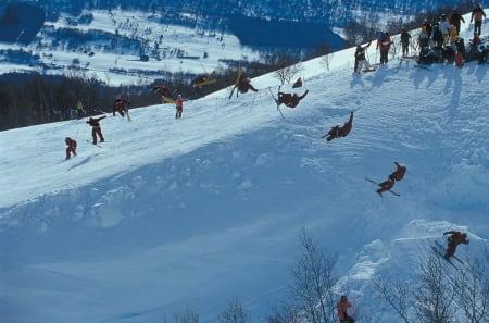 Legendariske Luke van Valin gjør switch rodeo 5 på stepupen i Ådalen i 2005 -under historiens første MegaPark.