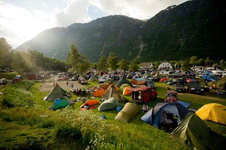 Strynefestivalen har gjenopplivet kultstatusen til området. Foto: Vegard Breie