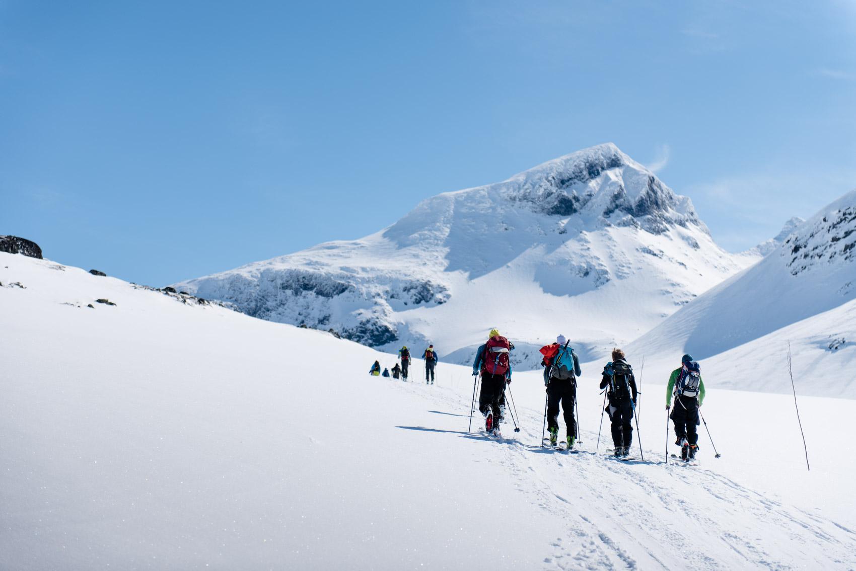 600 klare for High Camp Turtagrø