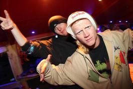 YO: Josh Finbow & Tanner Hall. Foto: HPH