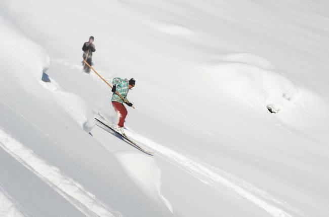 Altai-fjellene: Jakten på skikjøringens røtter