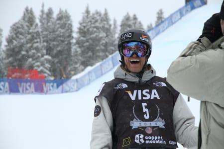 I OL-FORM: Andreas Håtveit er i ferd med å etablere som seom en av favorittene foran vinterens OL i Sotsji. Foto: Christopher Frankum