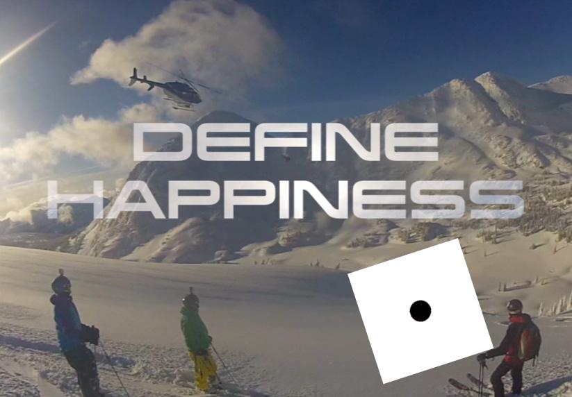 Anmeldt: Define Happiness