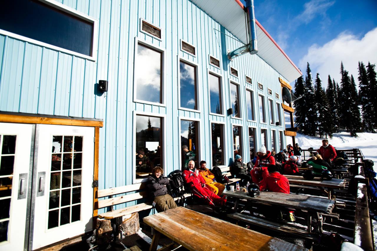 Service og sol var det lite å utsette på i Red Mountain. Bilde: Christian Nerdrum
