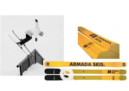 UTEN STÅLKANTER: Edgeless den ultimate skien for urban?