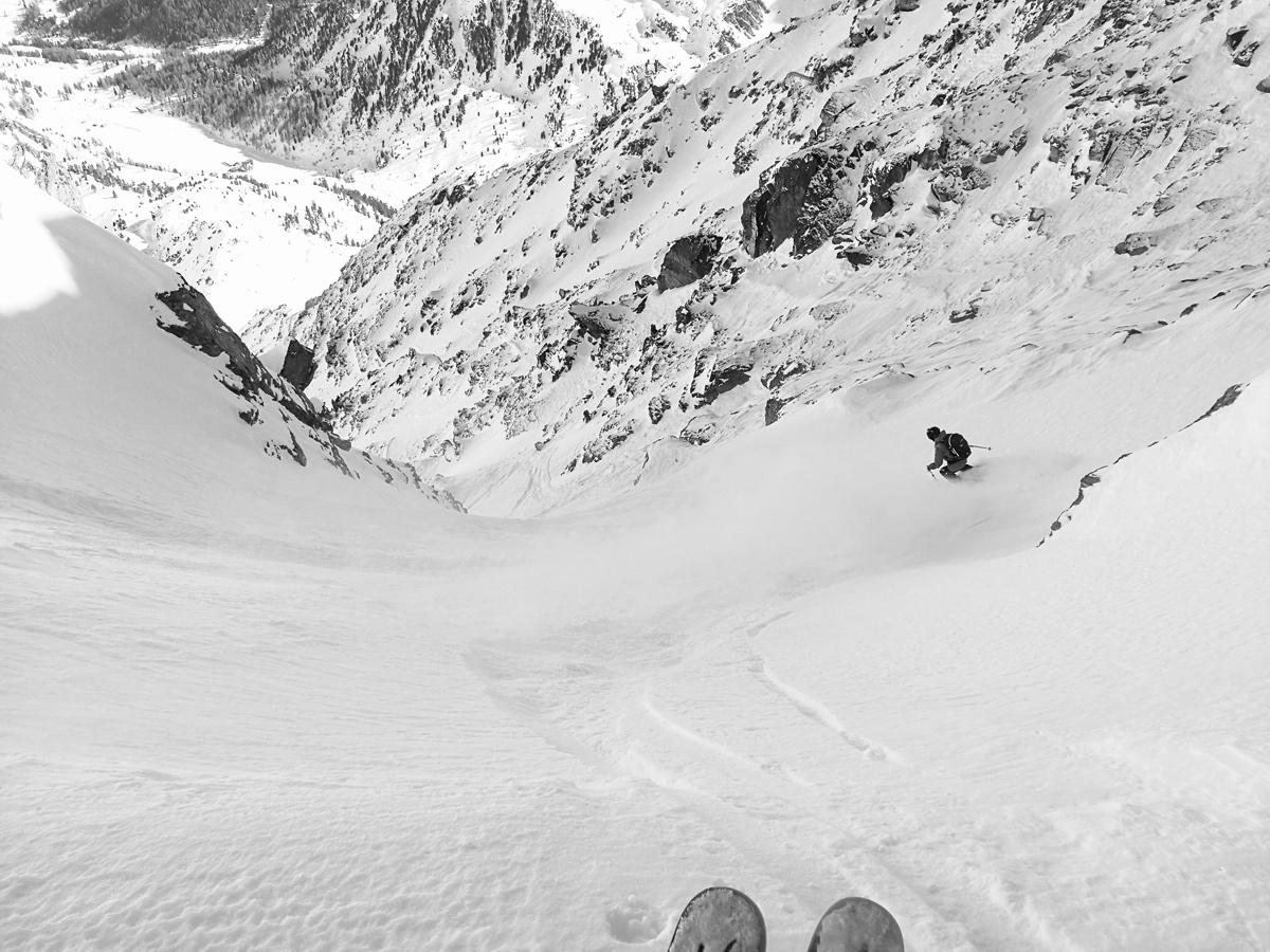 NY UTGAVE: Johanne askim Addes (bildet) artige historie fra Nendaz i Sveits er bittelitt av alt du kan lese om i den nye utgaven av Fri Flyt. Foto: Ida Gunleiksrud