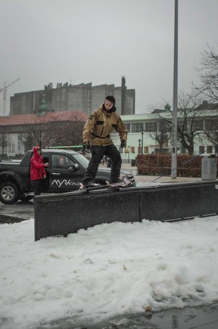 Benjamin Forthun. Foto: Ørjan Ommedal Halvorsen