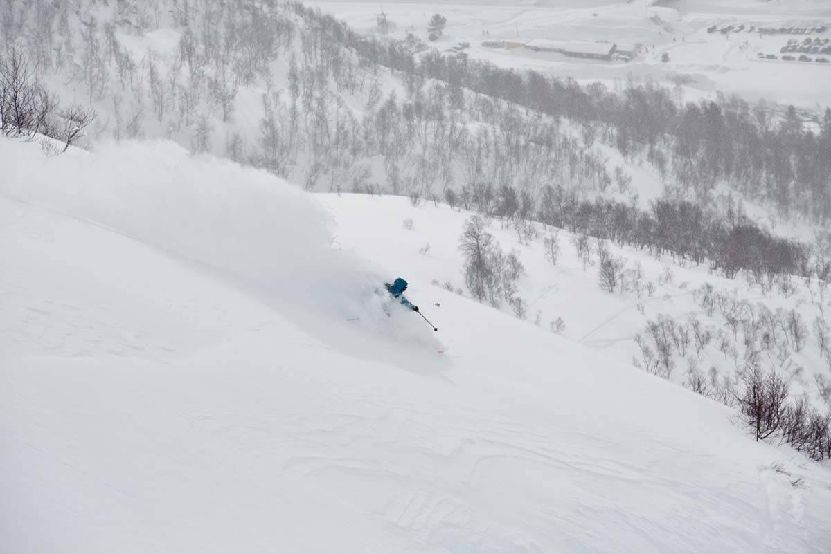 BEST IGJEN: Strandafjellet skisenter er for andre gang kåret til landets beste skianlegg ifølge Fri Flyts lesere. Forhold som dette er garantert viktig for seieren. Foto: Christian Nerdrum