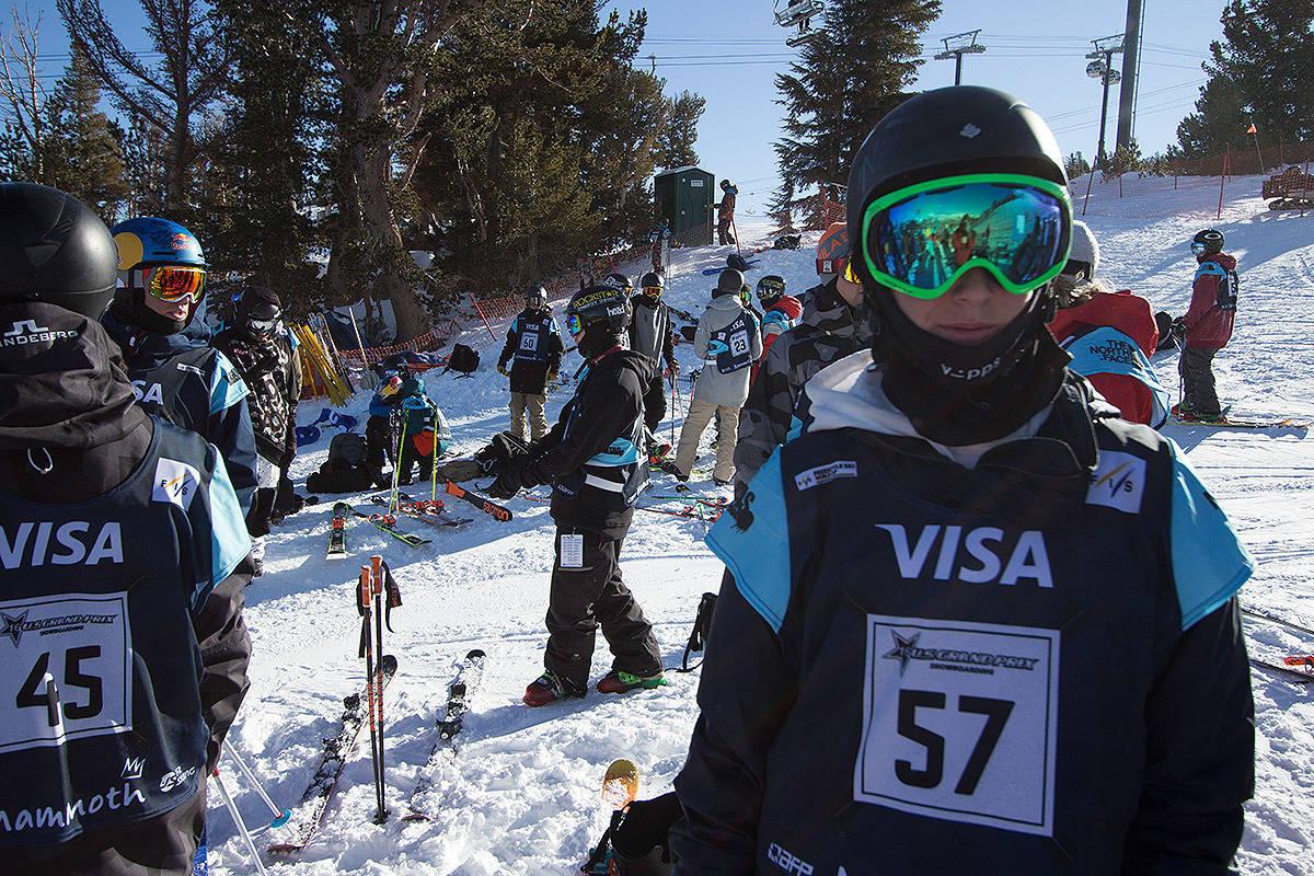 VANT: Birk Ruud gikk til topps i ungdoms-OL. Her fra verdenscupdebuten i januar. Foto: Anders Holtet