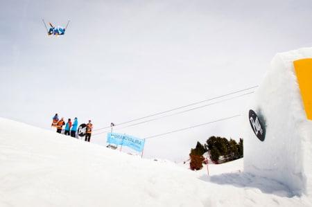 AVSLUTTA MED STIL: Øystein Bråten gikk til topps i sesongens siste konkurranse.
