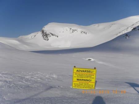 BELTETRANSPORT: Harpefossen skisenter får catskitilbud. (Bildet er hentet fra skisenterets Facebook-side)