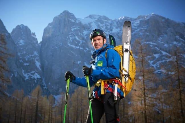OMKOM: Brattkjøringslegenden Davo Karničar ble 56 år gammel. Foto: Elan