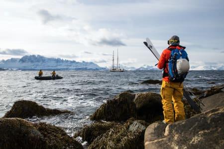 Den gjemte fjorden