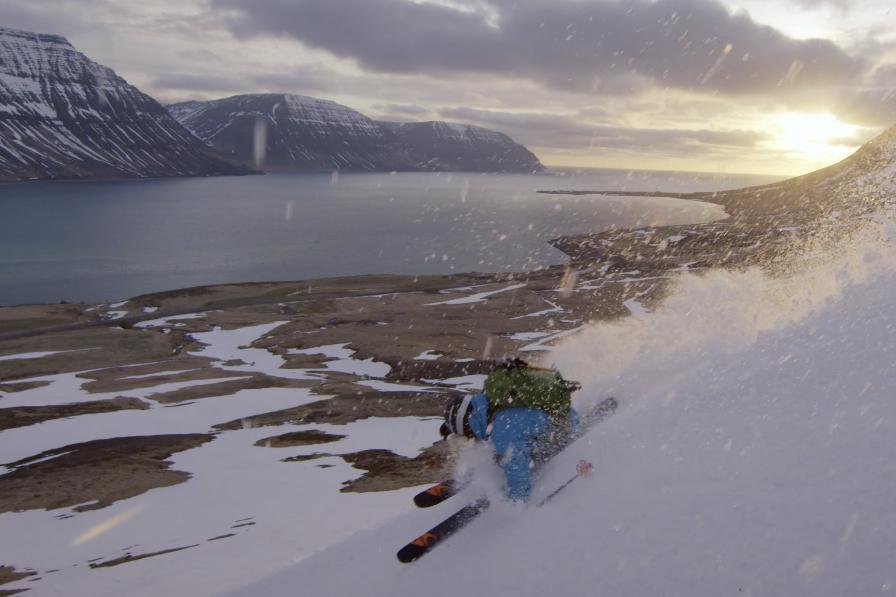 Det blir ikke mer episk enn denne Island-filmen