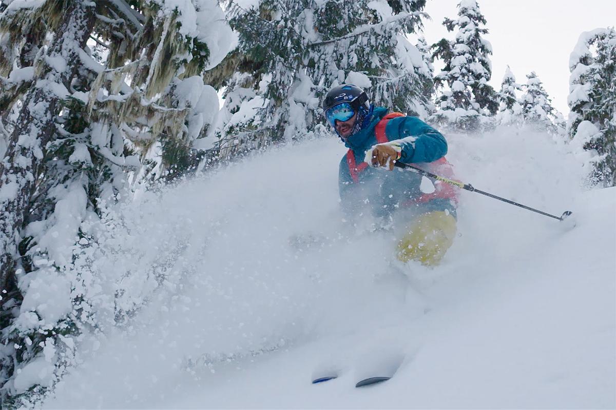 – Det er på ski jeg virkelig føler meg hjemme