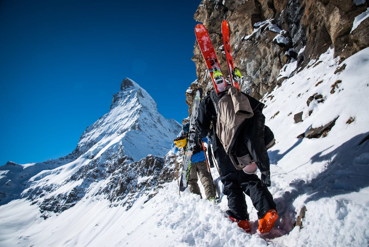 KOMPLETT: Zermatt har alt. I alle fall nesten. Her fra Skier´s Cup i 2015. Foto: David Carlier