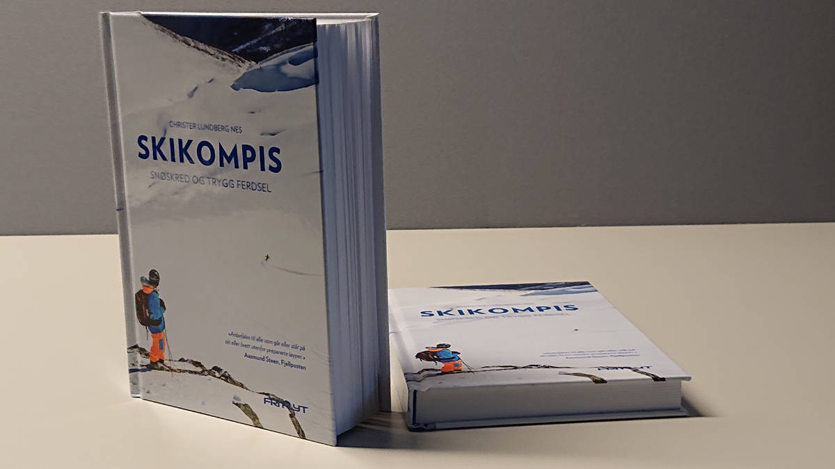 NY UTGAVE: Boka Skikompis kommer i ny og oppdatert utgave i høst.