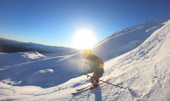 VM-KLAR: Stina Haustreis fra Tromsø randonéeklubb er en av to norske kvinner som er klare for VM i Sveits i mars. Totalt åtte løpere er tatt ut. Foto: NSF
