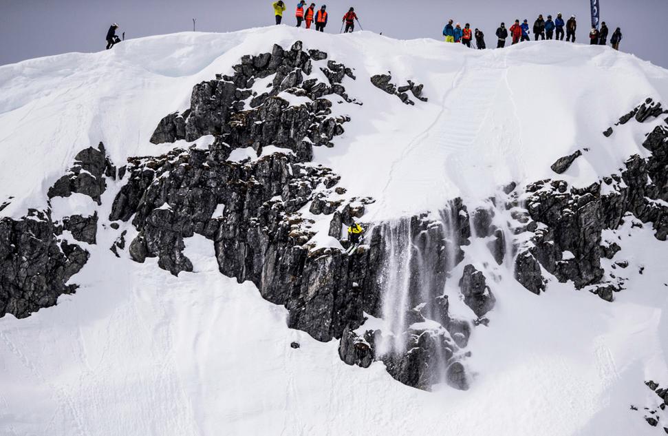 FLYTTET! Årets renn går altså ikke her i Trollbotn ved Ørsta skisenter. Bilde: O. S. Tangen/X2