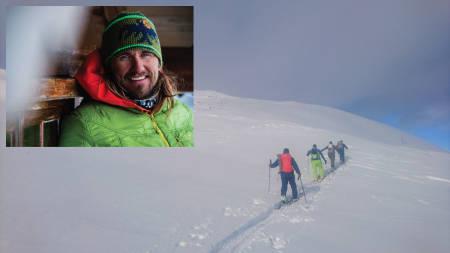 KLARTE KRAVET: Oscar Almgren er blant de tolv som er klare for Nortinds skiveglederutdanning. Foto: Mattias Fredriksson/ Jørgen Aamot