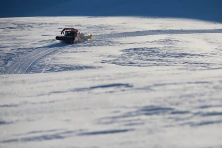 TILLATT I SEKS KOMMUNER: Til vinteren kan seks norske kommuner prøve ut catskiing. Arkivfoto: Tore Meirik