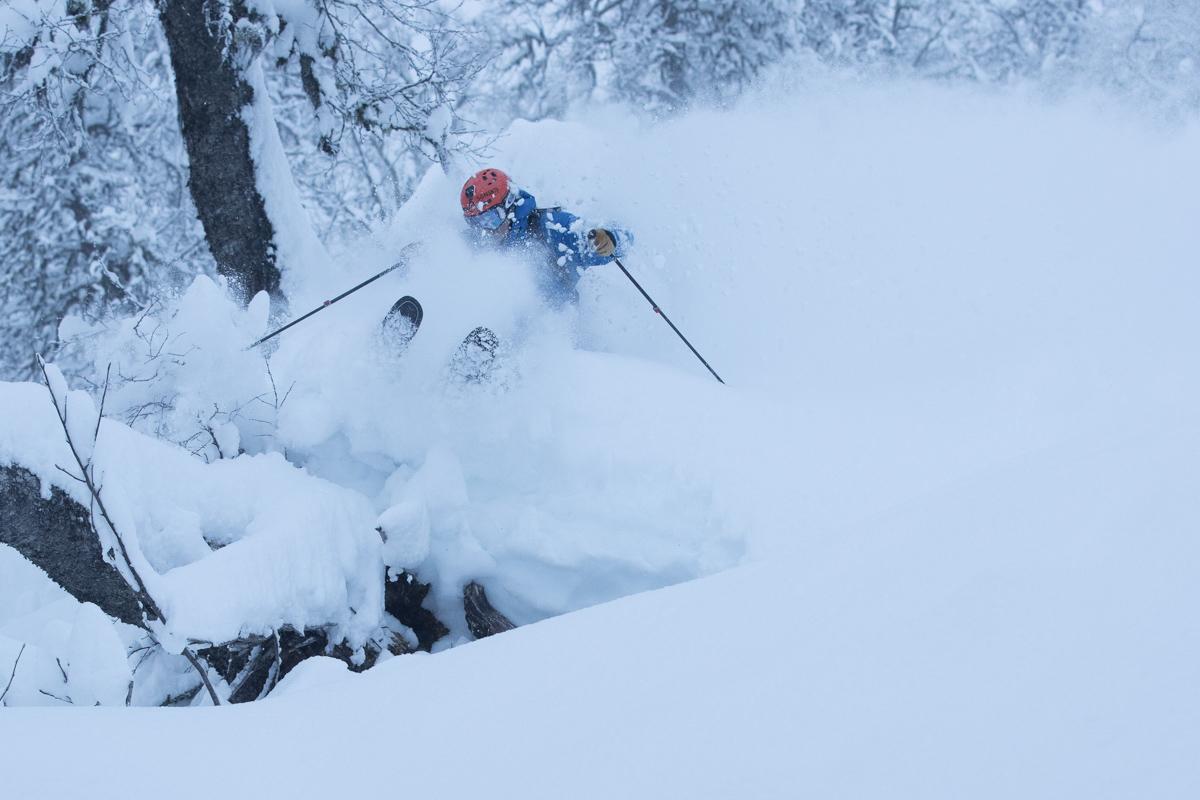 Drømmeforhold i Sogndal: – Kom 40 cm nysnø