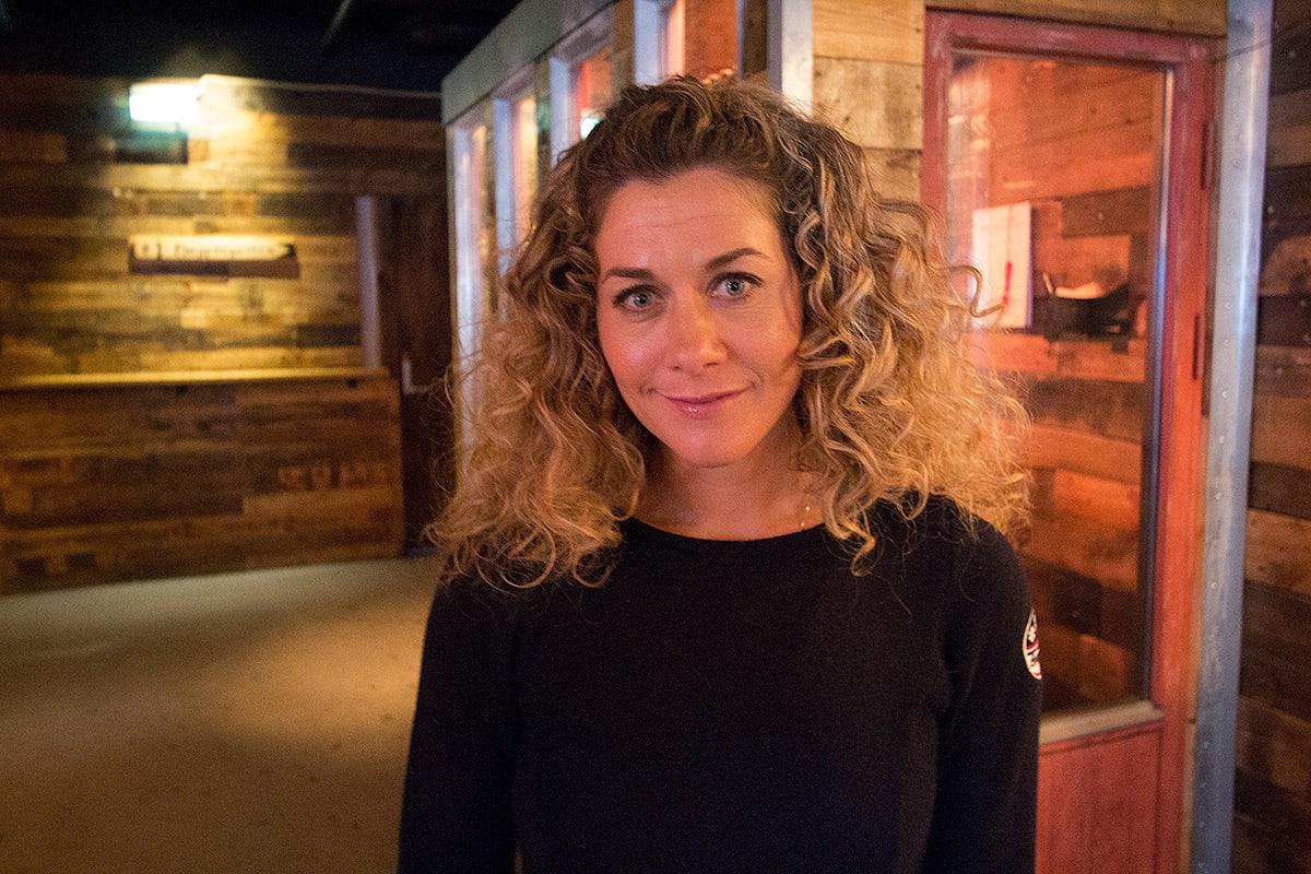 FJELLVETT: Cecilie Skog har vært med på å utforme de nye reglene. Foto: Anders Holtet