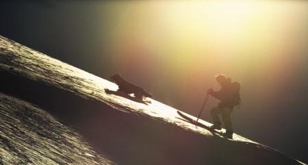 FRA PATAGONIA: Kortfilem er filmet i Argentina. Bilde: Screengrab