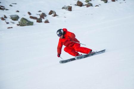 Få skia på skjær