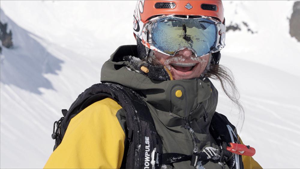 I ALASKA: Åsmund Thorsen dro til Alaska med Field Productions i vinter. Se hele episoden om noen uker. Foto: Field Productions