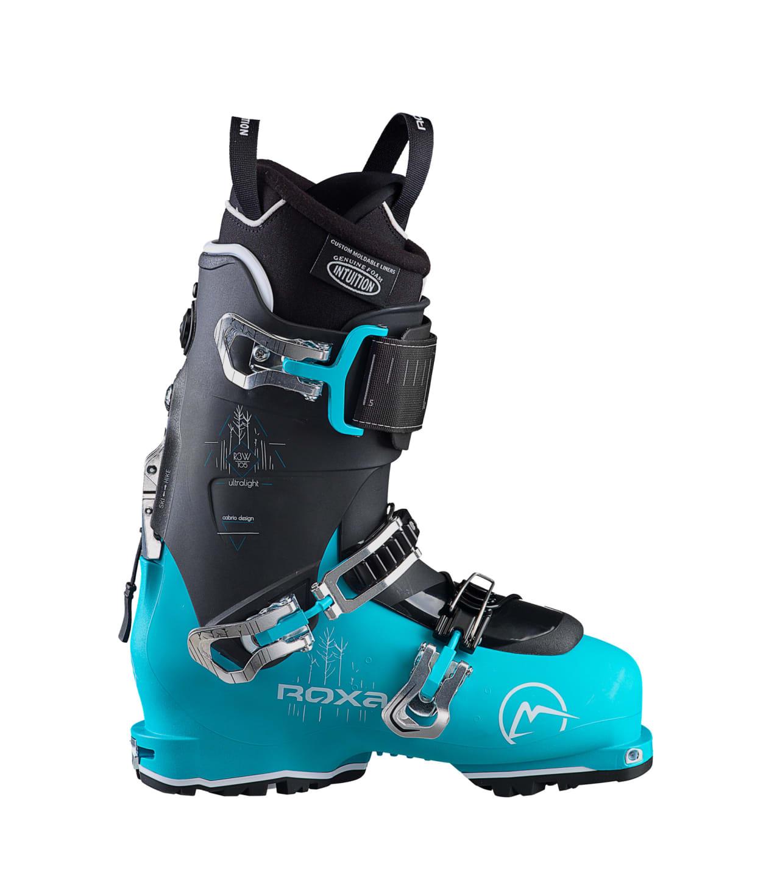 SHREDINNER: Rett skotøy er kanskje det aller viktigste når man skal prestere på ski, med gode skistøvler blir også dørstokkmila kortere.