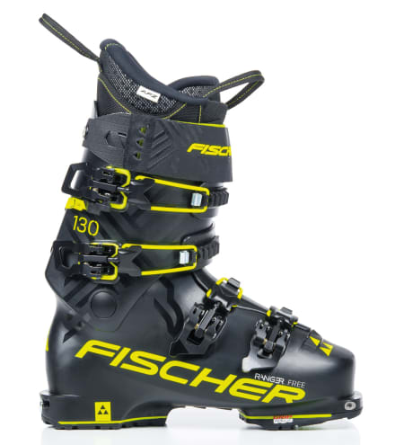 HERREUTGAVEN: Fischer Ranger Free 130 er den dyreste, stiveste og letteste modellen.