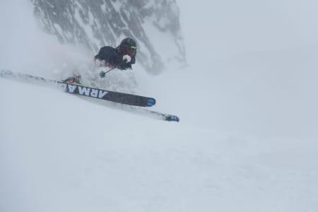 Fortsatt vinter - pudderfest i Alpene