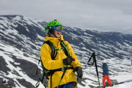Espen Sollien. Foto: Bård Basberg