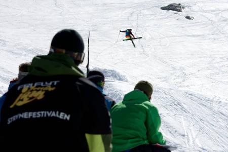 Asbjørns siste triks: 360 mute -Frode Grønvold anno 1999-steeze. Foto: Bård Basberg