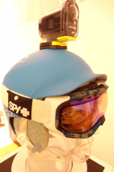 SONYS POV: Slik ser det kommende POV-kamereat fra Sony ut.